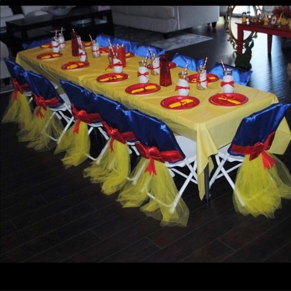 12 Snow White chair covers. M_5b3689db0cb5aa55db998437 & Accessories | 12 Snow White Chair Covers | Poshmark